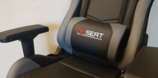OPSeat Master Series Gaming Chair review: Racing Style Bucket Seat Design