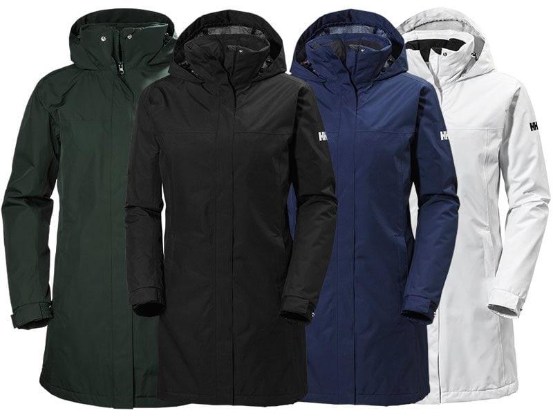 Helly Hansen Woman's Aden Insulated Raincoat