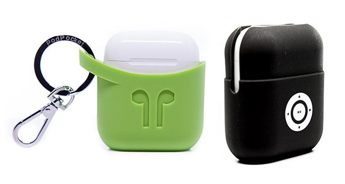 Catalyst Case vs PodPocket: An Apple Airpod Case comparison