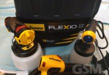 Wagner Flexio 5000 Paint Sprayer Review: Get a pro finish in no time