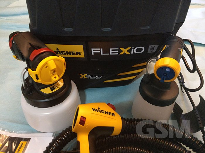 Wagner Flexio 5000 Paint Sprayer Review: Get that pro finish in no time