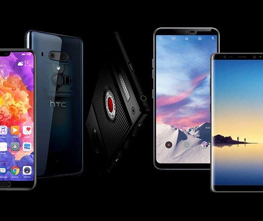 Top 5 Latest Greatest Smartphones on the Radar