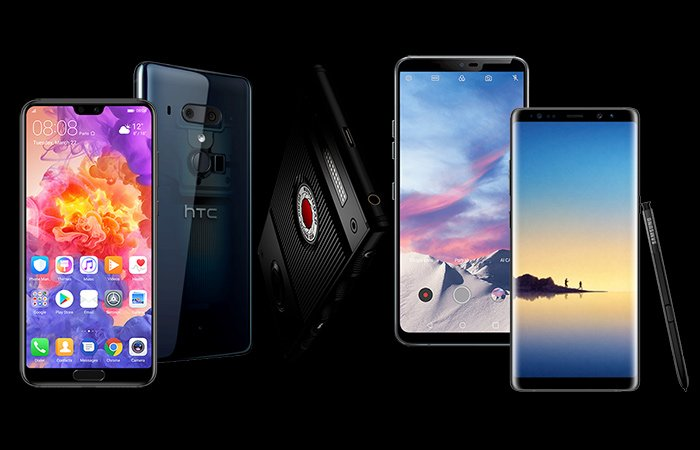 Top 5 Latest Greatest Smartphones on the Radar
