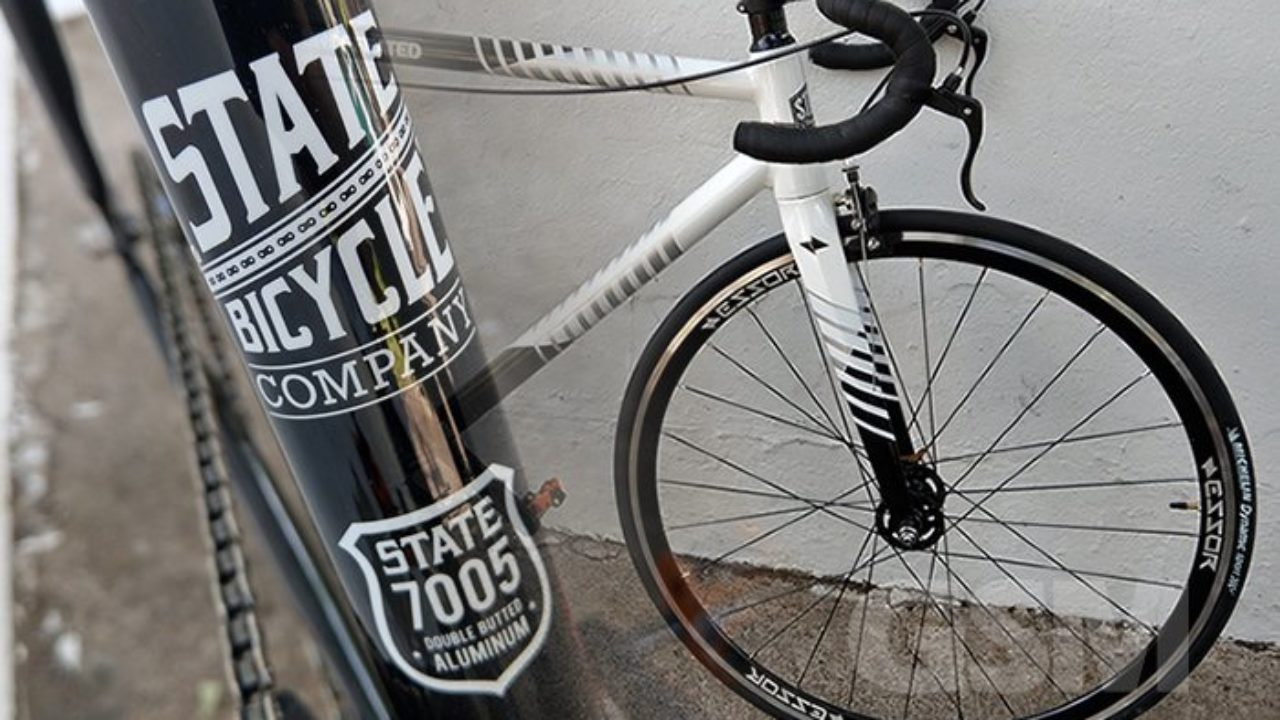 Black Bicycle Bar Tape State Bicycle Co