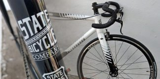 State Bicycle Co Undefeated II B&W Edition Bike Review: Yep it's fast