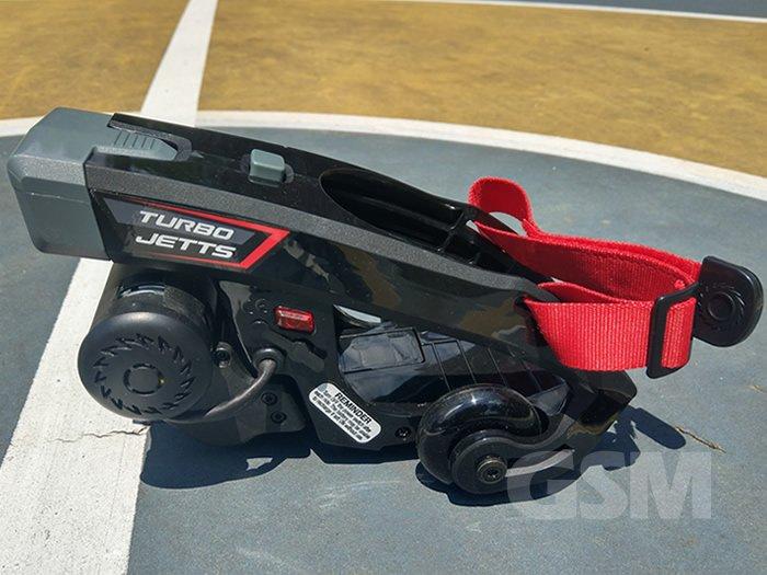 Razor Turbo Jetts Review: Motorized Heel on Wheels