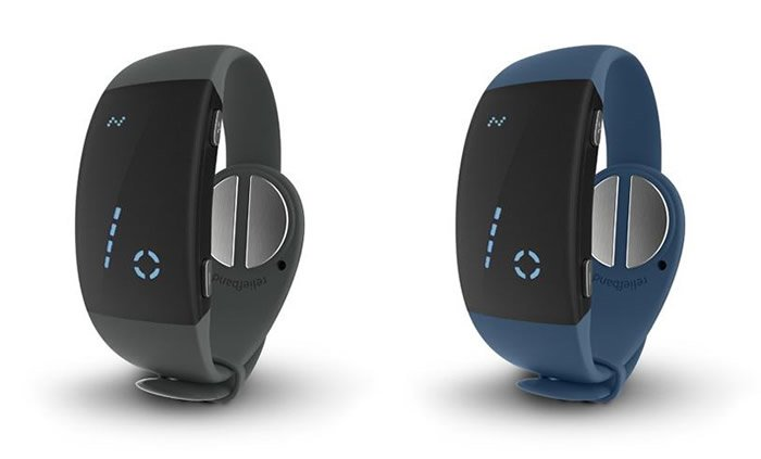 Reliefband 2.0 Alleviates Nausea & Retching: No side effects, Drug-Free