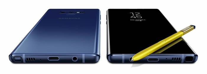 Galaxy Note9 unveiled: It's gonna be badass