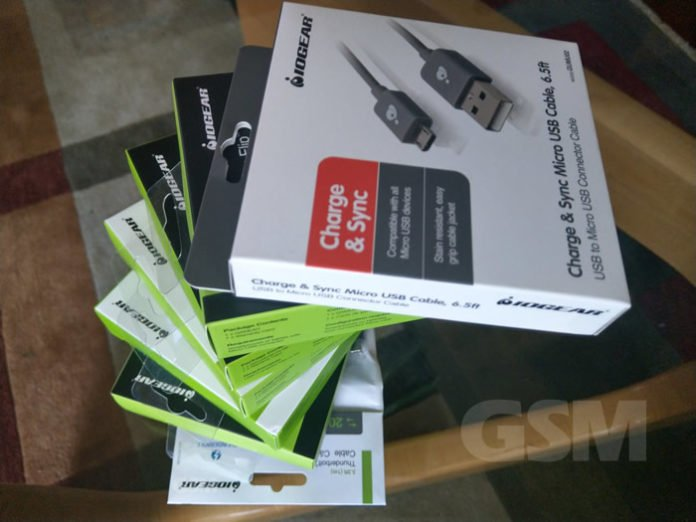 Upgrade & Replacement USB Cables IOGear