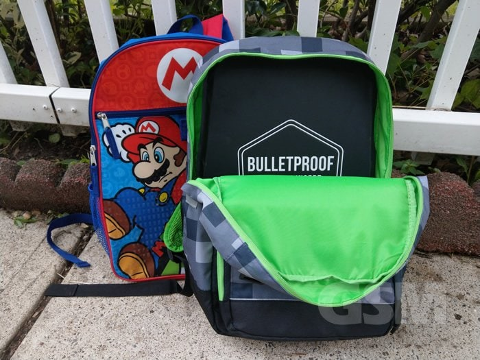SentryShield Bulletproof Backpack Insert: Give Your Child Extra Protection