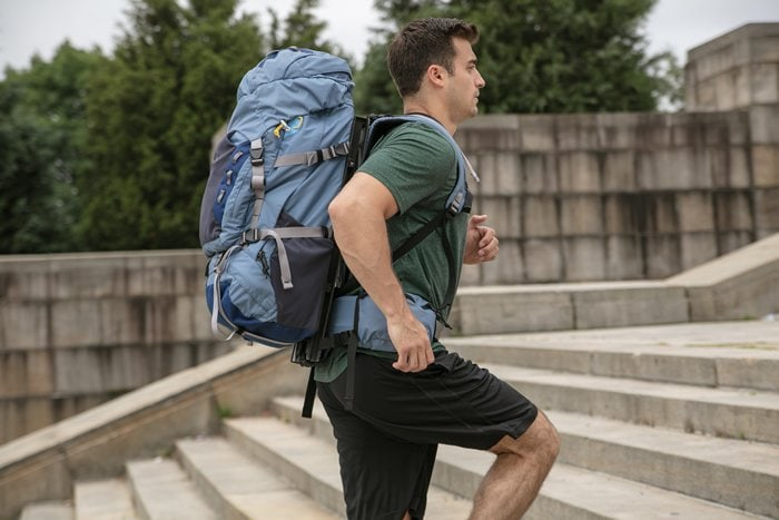 HoverGlide Floating Backpack: It's in the Physics