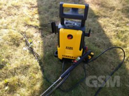 Stanley SHP2150 Electric Pressure Washer Review: Ready, Aim, Clean!