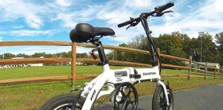 Swagtron EB5 Electric Bike Review