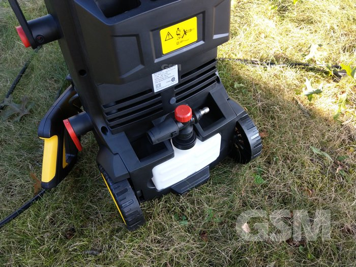 Stanley SHP2150 Electric Pressure Washer Review: Ready, Aim