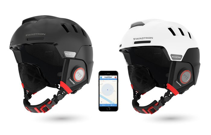 Swagtron Snowtide Smart Helmet: Stay Hands Free on the Trails