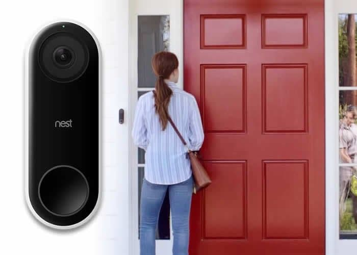 Nest Hello Video Doorbell, Top 10 Modern Home Tech Gifts