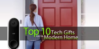 Top 10 Modern Home Tech Gifts