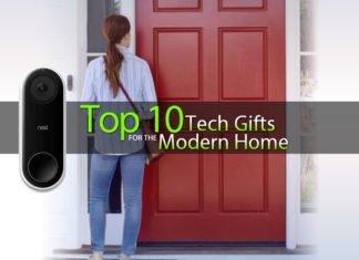 Top 10 Modern Home Tech Gifts