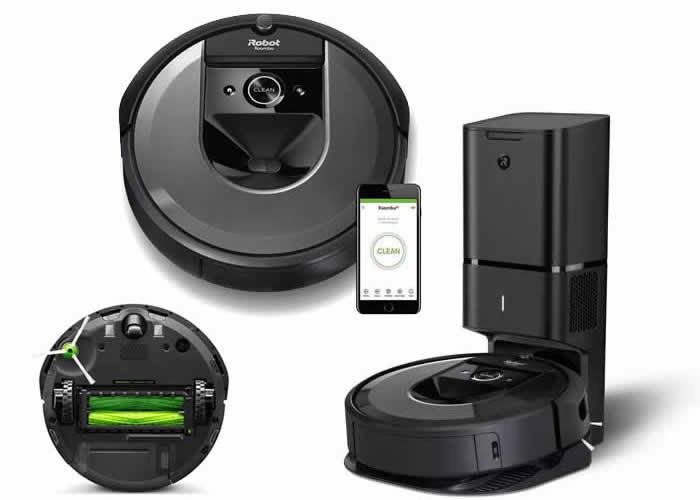 iRobot Roomba i7+ connected Robot Vacuum with Dirt Disposal, Top 10 Modern Home Tech Gifts