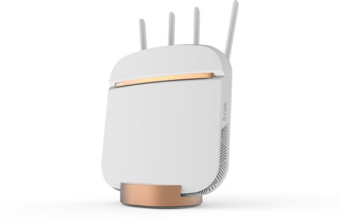 D-Link new 5G Gateway 40x Faster Speeds Announced at CES