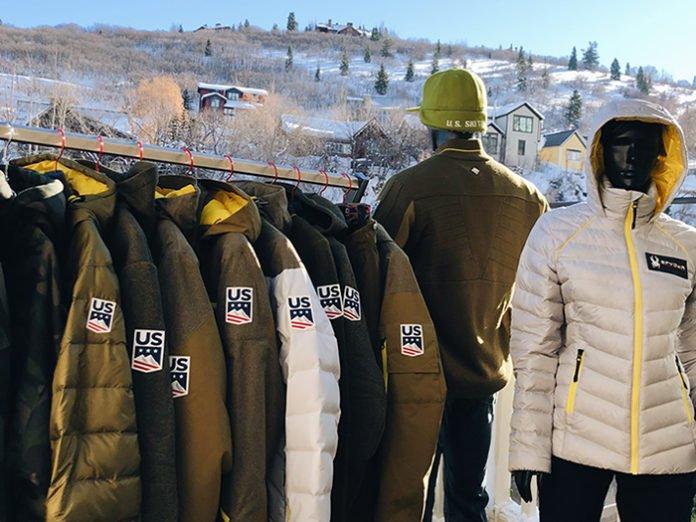 Spyder X US SKi Team Collection at Sundance Film Festival Park City Utah