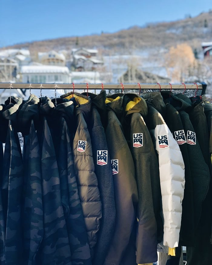 Spyder X US SKi Team Collection