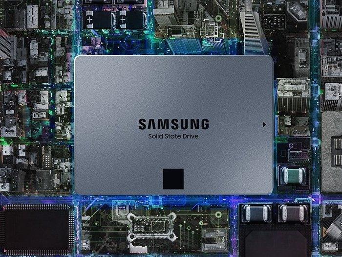 Samsung 860 QVO SSD 2TB internal laptop hard drive