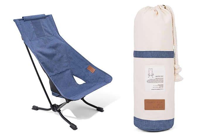 Helinox Beach Chair Home