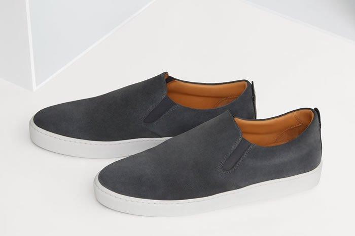 Jack Erwin Thomas Sneakers in Grey