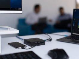 Kensington SD2000P USB-C Nano Dock: Single 4k Display