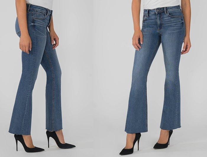 Kut from the Kloth, Stella Kick Flare Women's Jeans