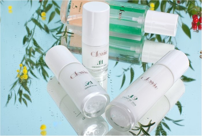 C. Lavie Daily Skin Treatments via OuiPlease
