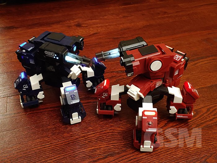 GEIO AR Battle Robot Review: FPS Wars Will Blow You Away!
