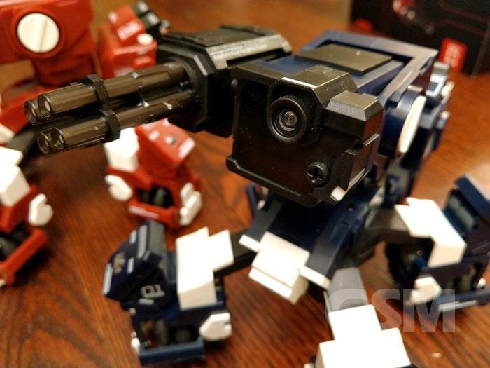 GEIO AR Battle Robot OLED Turret Mounted OLED Sensors