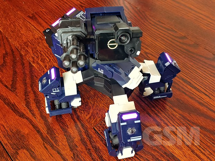 GEIO AR Battle Robot Review: FPS Wars They'll Blow You Away
